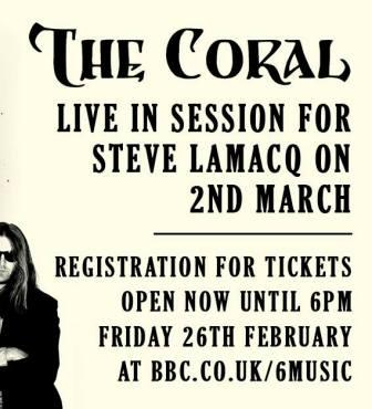 The Coral 3 w